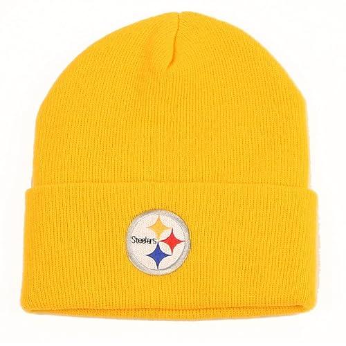 Reebok Team Color Cuff Beanie Hat - NFL Cuffed Football Winter Knit Toque  Cap e3a1a940e