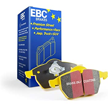 EBC Brakes DP31165C Redstuff Ceramic Low Dust Brake Pad