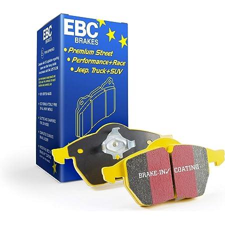 Amazon Com Ebc Brakes Dp31853c Redstuff Ceramic Low Dust Brake Pad Automotive
