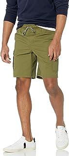 Amazon Essentials Men's Elastic Waist Cargo Short