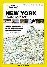 New York Recreation Atlas (National Geographic Recreation Atlas)