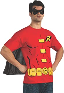 Best robin shirt costume mens Reviews