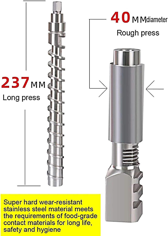 Automatique Presse À Huile Ménages Huile De Lin Extractor L'huile D'arachide Presse À Froid Presse À Huile 1500W (max) (Color : 220v) 220v