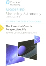 The Modified Mastering Astronomy with Pearson eText -- Standalone Access Card -- for Essential Cosmic Perspective (8th Edition)