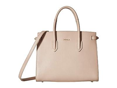 Furla Pin Small Tote East/West (Dalia) Tote Handbags