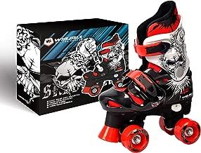 Winmax WME05817A Girls Quad Skates, SMALL (30-33)