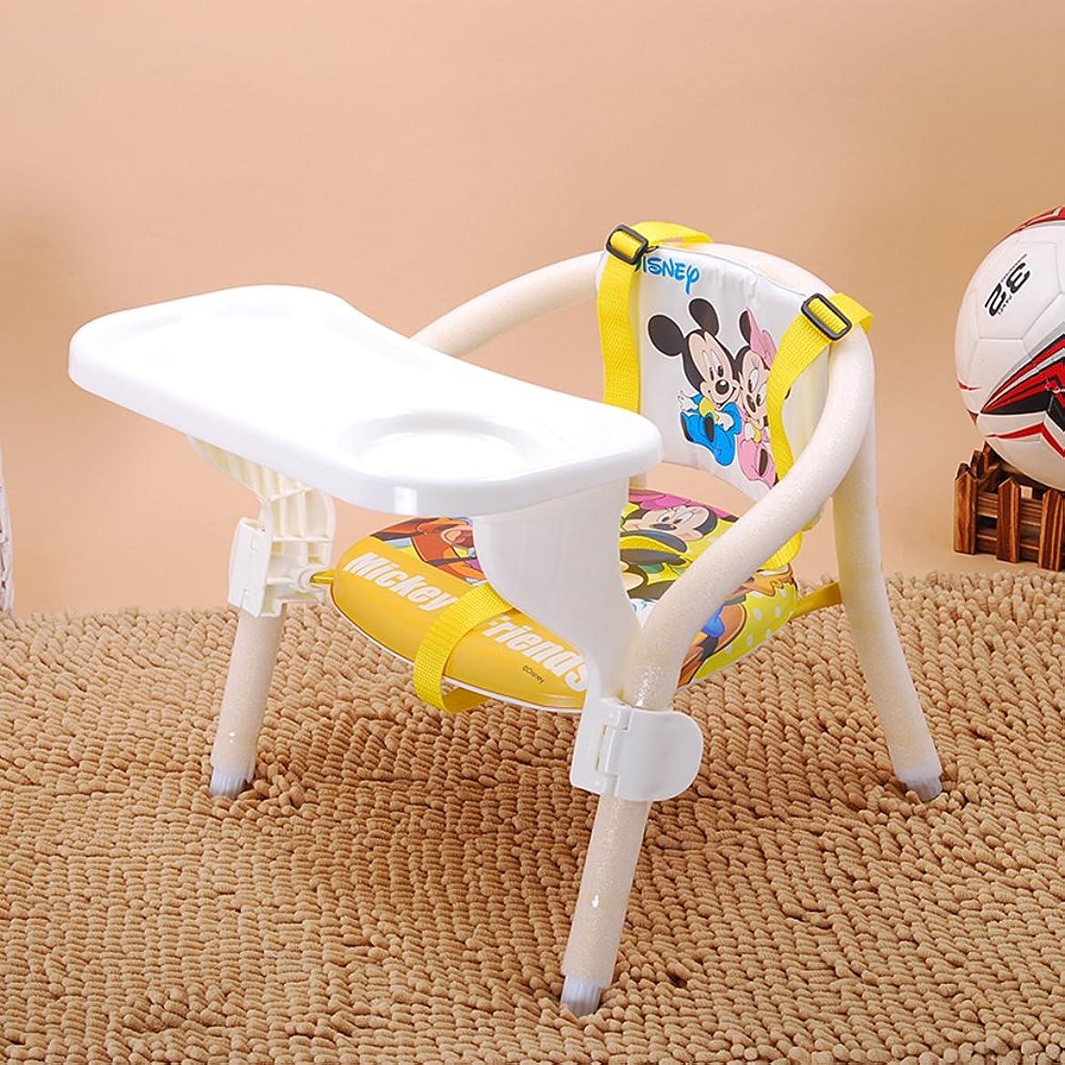 先入観フォーム裏切るベビーチェアー 豆椅子 用 テーブル 乳児 子供 お食事 おやつ 離乳食 パイプイス 脱出防止