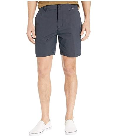 Hurley 18 Dri-Fit Chino 2.0 Shorts (Black) Men