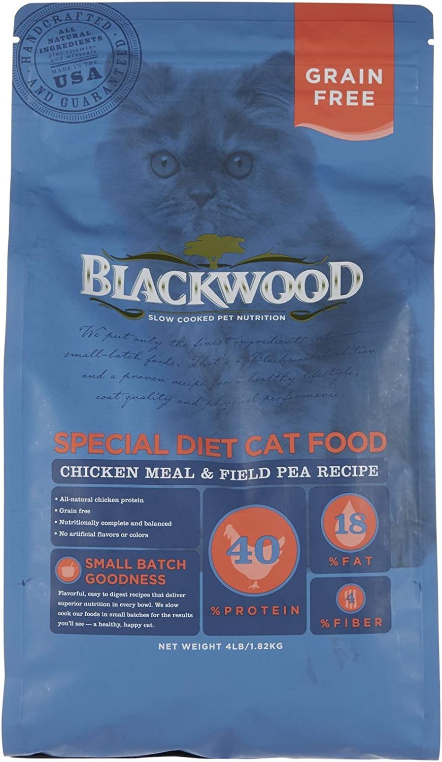 Blackwood OFFicial store Pet Food 075492885060 Chicken Field Pea Meal Recipe Fresno Mall