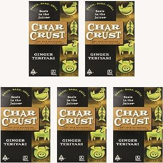 Char Crust Rub Ssnng Gngr Teriyaki