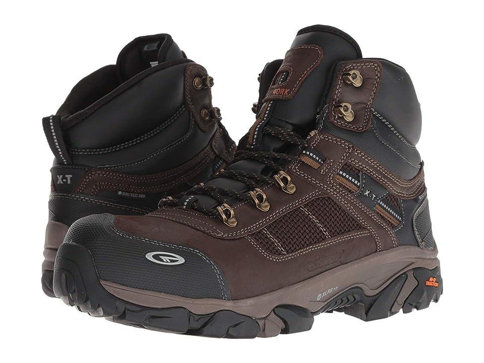 Hi-Tec X-T Carbon Elite Mid WP360 Composite Toe (Chocolate/Brown) Men