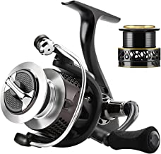 3000H 6.2:1 High Speed Spinning Fishing Reel 10+1Bb with Metal Spool Spinning Wheel Fishing Tackles
