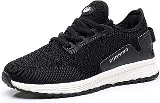GOOBON Women's Memory Foam Running Sneakers Slip On Tennis Shoes Lightweight Gym Jogging Sports Athletic Walking Shoes US5.5-10