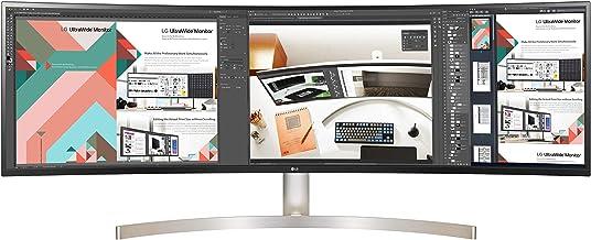 LG - Monitor 49WL95C-WE UltraPanoramico multimedia (Panel IPS: 5120x1440, 32:9, 350nit, 1000:1, sRGB >99%, 60Hz); diag. 12...