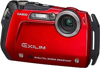 Casio Exilim G Ex-g1 Digital Camera Ex-g1 Red Ex-g1 Rd