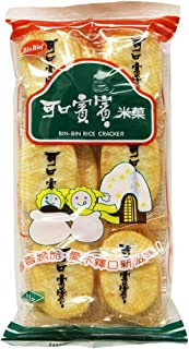 Bin Bin Rice Cracker 3.73 oz x6pk