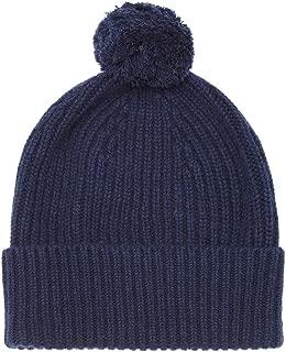 Pure Cashmere Bobble Hat