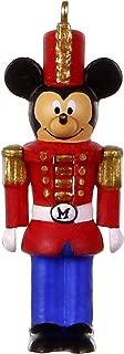 Hallmark Keepsake Mini Christmas Ornament 2019 Year Dated Disney Mouse Nutcracker Mickey Miniature, 1.31