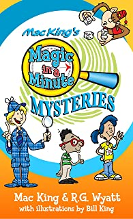 Magic in a Minute Mysteries