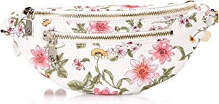 Detail Floral Belt Bag