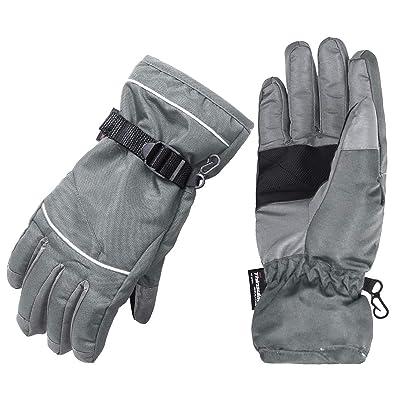 Wantdo Men's Waterproof Insulated Winter Warm S...