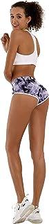 BUBBLELIME XS-XXL Sexy Booty Yoga Shorts Running Shorts Women Workout Fitness Active Wicking UPF30+ Yoga Tummy Control
