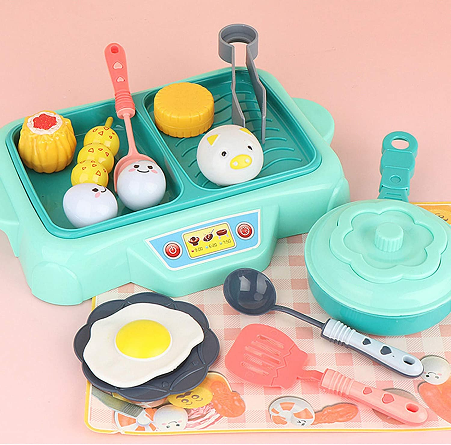 Toy Pots and Save money Pans for Pretend Chef Kitchen Clearance SALE! Limited time! Play Kids