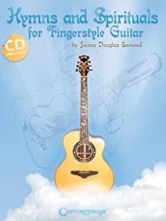 Hal Leonard Hymns and Spirituals For Fingerstyle Guitar (Book and CD)
