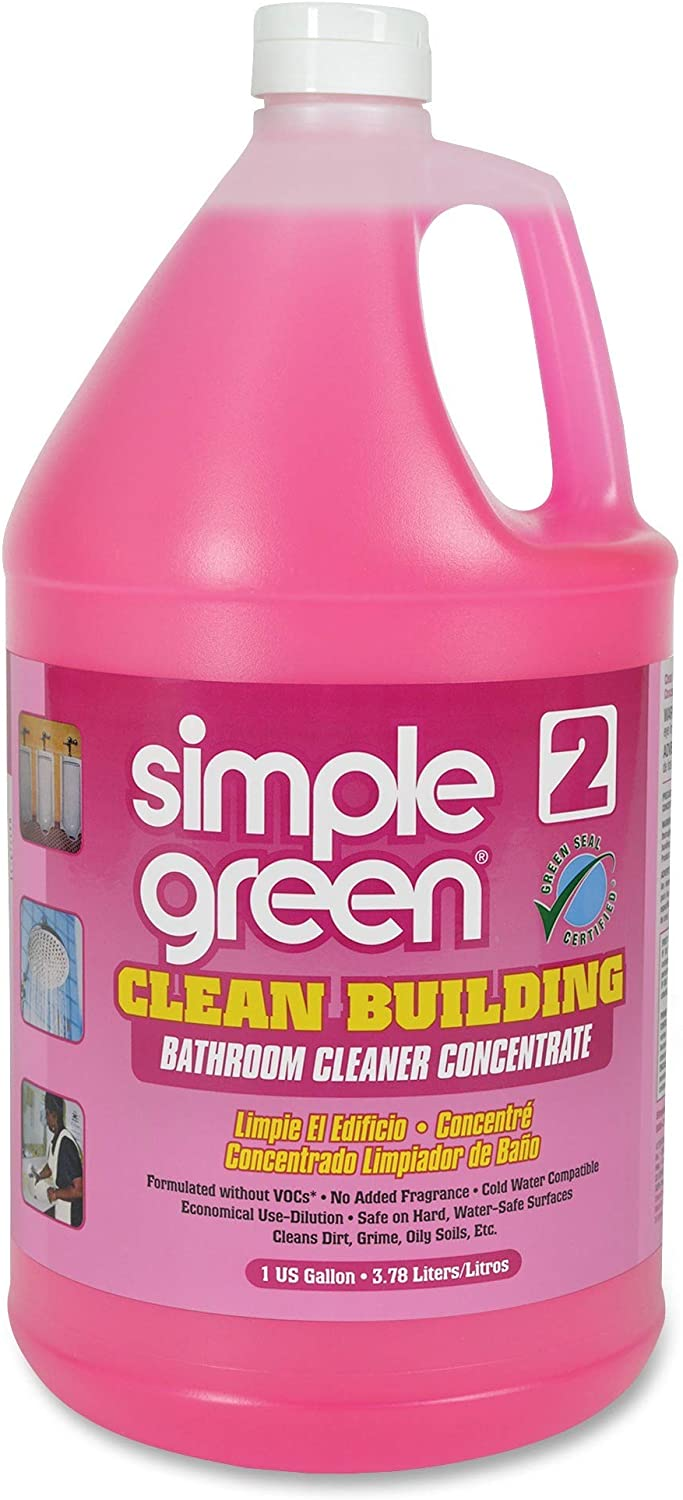 Simple Green 11101CT New popularity Clean Bathroom Cheap SALE Start Building Concentrate Cleaner