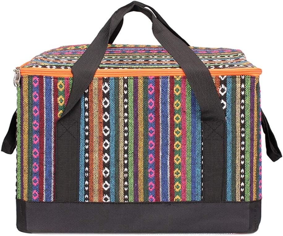 WHY Picknick Albuquerque Mall Basket 28L Picnic Insulated Very popular Bags Large Cooler Porta