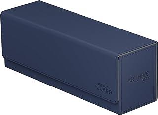 Ultimate Guard Arkhive 400 Plus, Standard Size, XenoSkin, Blue