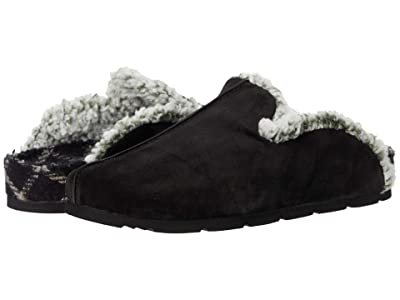 Free People Damon Cozy Mule (Black) Women