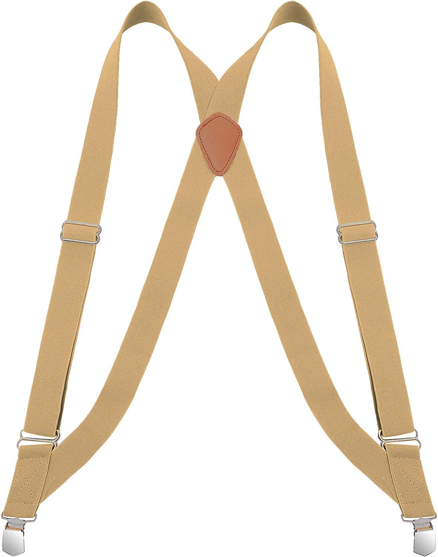 Buyless Fashion Trucker Suspenders for Men - 48