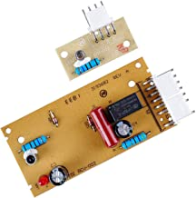 Wadoy 4389102 Ice Maker Control Board Replacement for Whirlpool Kenmore W10757851 2198586 W10193840 ADC9102 Refrigerator Main Icemaker Sensor Kit