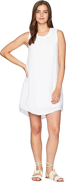 Double Gauze Tank Dress