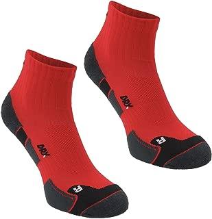 Karrimor Mens Dri Skin 2 Pack Running Socks Trainer