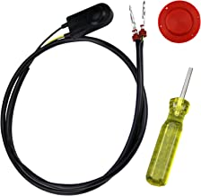 (Compatible With Sea-Doo) Venom Premium Start Stop Switch & Button Kit w/Wire Terminal Tool 278000427 Fits MANY GTS SP SPI SPX XP GTI HX GTX GS GSI (See Ad For Exact Model & Year Fit)