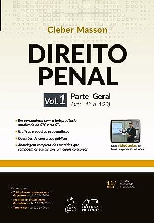Direito Penal Esquematizado - Volume 1. Parte Geral