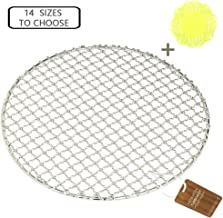Turbokey Barbecue Grids Grill Wire Cooling Racks for Oven Use Dia 11