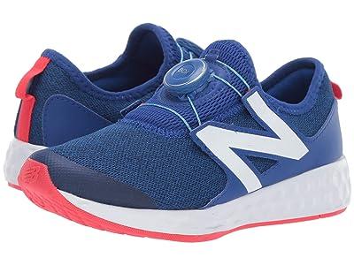 New Balance Kids N Speed (Big Kid) (Team Royal/Red) Boys Shoes