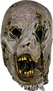 Distortions Unlimited Men's Scarecrow Mask Multi