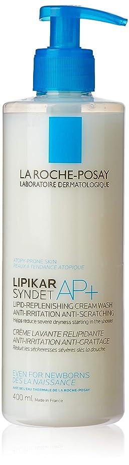 変換水銀の威信La Roche-Posay(ラロッシュポゼ) 【敏感肌用*全身洗浄料】 リピカ サンデAP+ フェイス&ボディウォッシュ 400mL