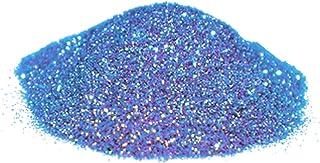 Asian Hobby Crafts Glitter Sparkle Powder, 100 gm Pack (Blue)