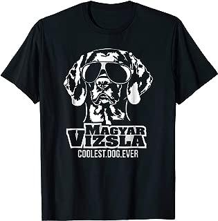 Funny cool MAGYAR VIZSLA dog T-Shirt Shirt tee gift