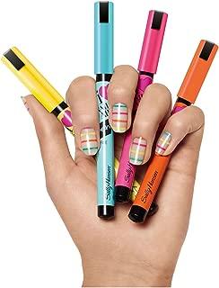 Sally Hansen Nail Art Pen Lot of 5 Different Pens