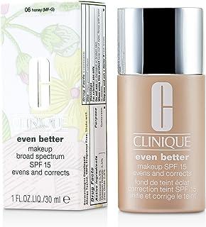 Clinique even better makeup 06 Honey foundation, 30 ml