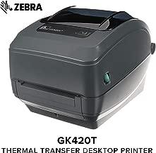 Best zebra gk420t desktop dual barcode printer Reviews