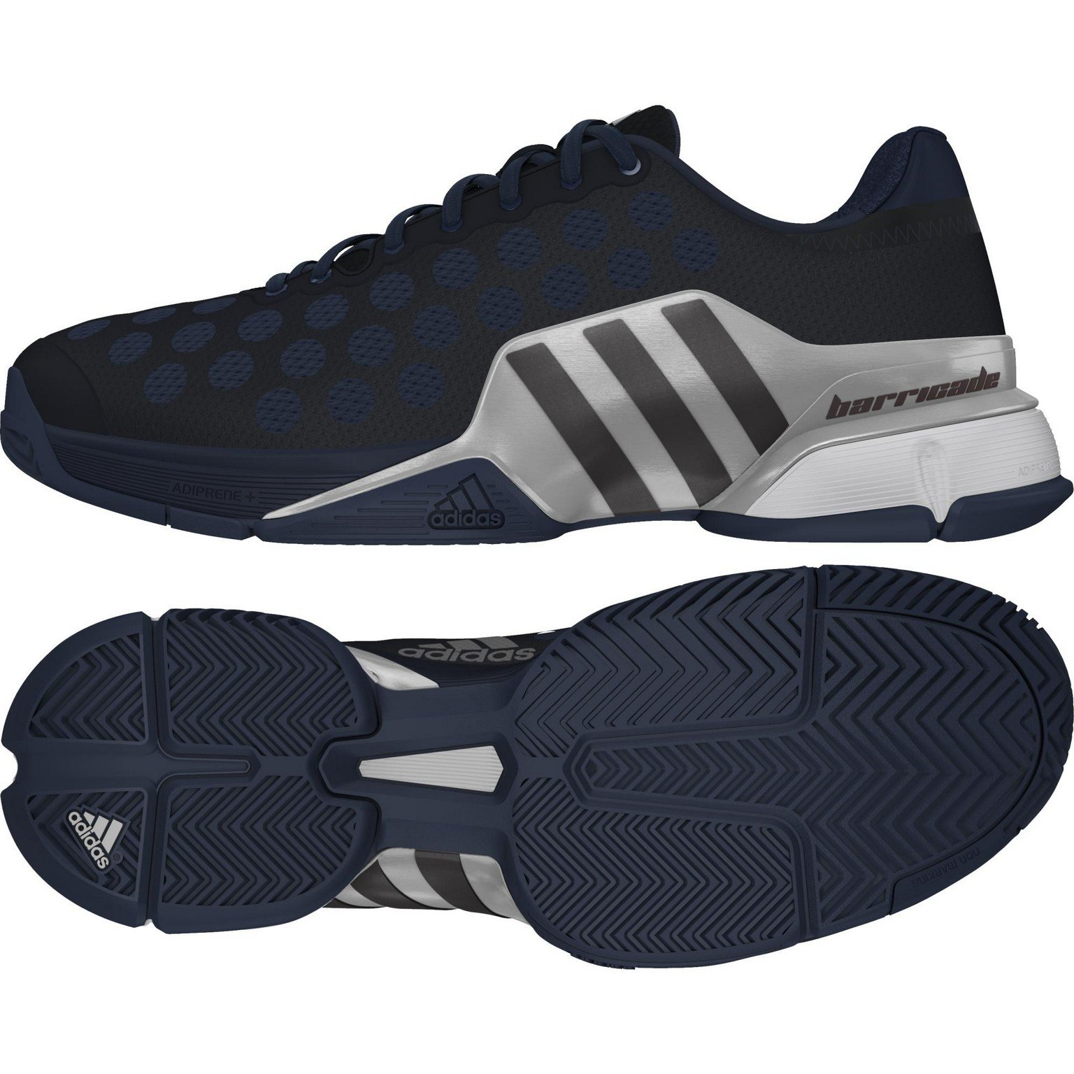 Adidas Barricade 2015 AW15 - Zapatillas de deporte, hombre, *: Amazon.es: Deportes y aire libre