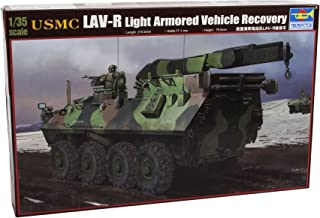 Trumpeter 1/35 USMC LAV-R Light Armored Recovery Vehicle