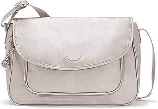 Kipling Sunita Metallic Crossbody Bag Metallic Glow